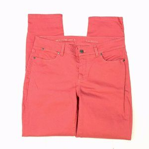 Talbots Signature ankle stretch jeans ladies 8